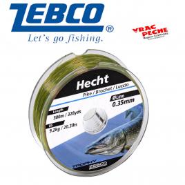 Bobine nylon ZEBCO vert HECHT