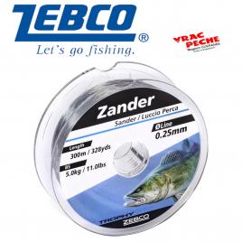 Bobine nylon ZEBCO Translucide ZANDER