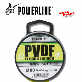 Bobine fluorocarbone 50 m SUPER HARD powerline