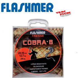 Tresse Cobra 8 135 m flashmer