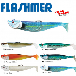 Blue equille  Flashmer