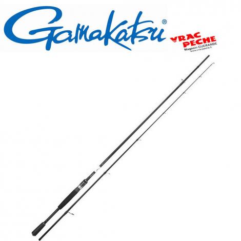 Canne gamakatsu ITM40 75M finesse Jig 225