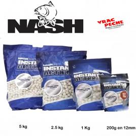 Bouillettes Instant action Coconuts 1 kg NASH