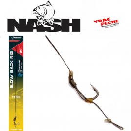 bas de ligne Blow back rig NASH
