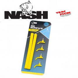 Zig screws Rouge NASH
