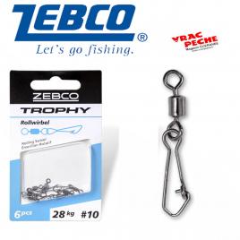 Emerillon de securite trophy Zebco
