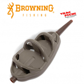 Hydrus metal method feeder browning