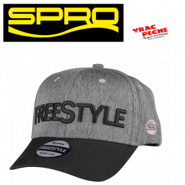 Casquette Freestyle trucker cap black spro