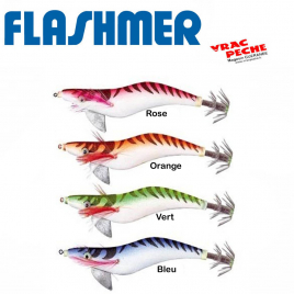 Turlutte Sea Dancing 9cm  flashmer