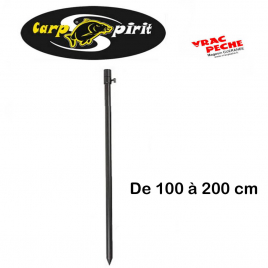 Bank stick/storm pole 40 60 cm carpspirit