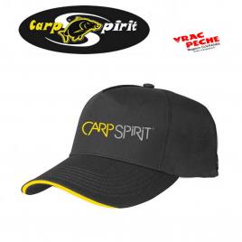 Casquette baseball 3D logo green carpspirit