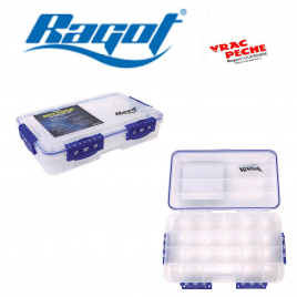 Boite waterproof box 35.5x22x5.5cm ragot