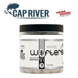 Wafter dumbells neutre 15x18 mm Capriver