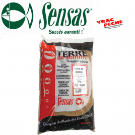 Amorce 3000 Ready gardons 1 kg sensas