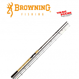 Canne Quiver argon 2 0 method feeder 330 browning
