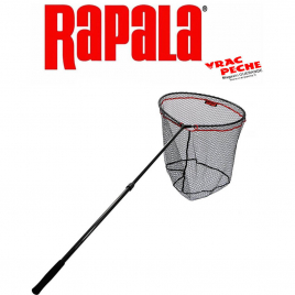 Epuisette karbon net all round rapala
