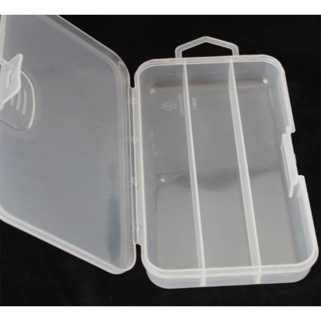 boite 16.5x9.5cm  1 compartiment