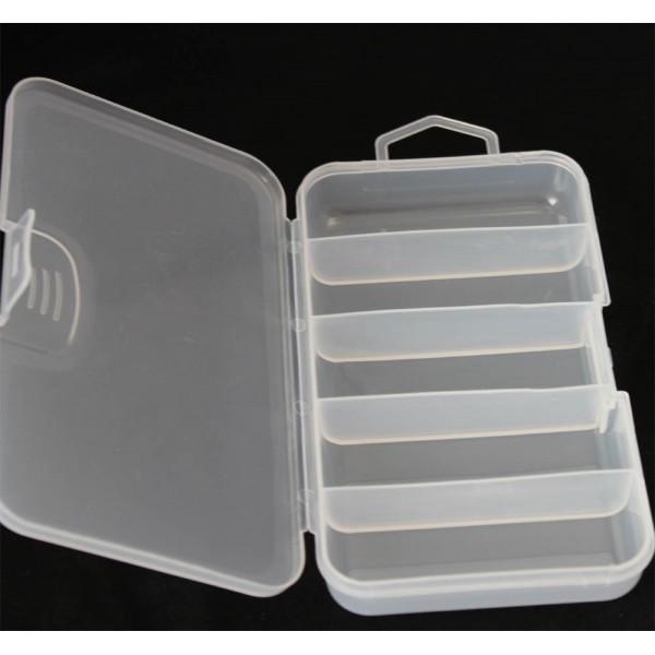 boite 16.5x9.5cm 5 compartiments