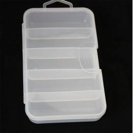 boite 16.5x9.5cm  3 compartiment