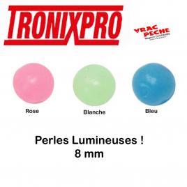 Perles GLOW BALLS flottante 8 mm Tronixpro