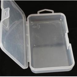 boite 16.5x9.5cm 5 compartiment