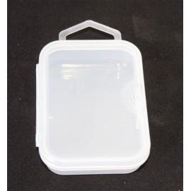 boite 9.1x6.6cm  1 compartiment