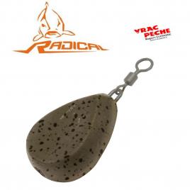 Plomb Flat pear radical