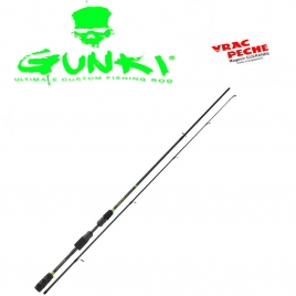 Canne Gunki TROOPER Spin S fishing