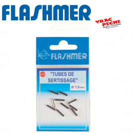 Sleeve tube de sertissage flashmer