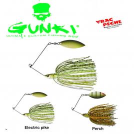 Spinnaker spinner bait Gunki