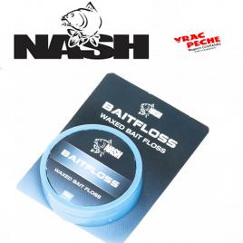 Fil dentaire waxed bait floss  NASH