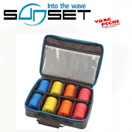 RS competition winder bag sunset