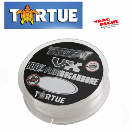 Bobine fluorocarbone 50 m VX trident tortue