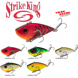 crankbait red eyes shad 8cm strike king