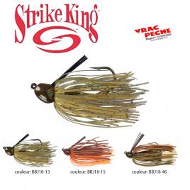 Bitsy bug mini jig 3.5g strike king