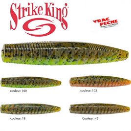 Cafeine shad 12.5cm strike king