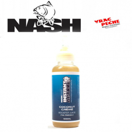 Booster Juice instant Action coconut creme NASH