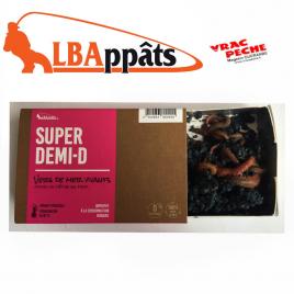 Boite Super Dur rouge LBA appats