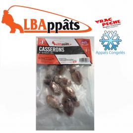 Sachet  casserons congelés  LBappats
