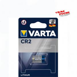 Pile alcaline 3V CR123