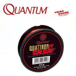 Nylon quattron ps salsa rouge 275 m quantum