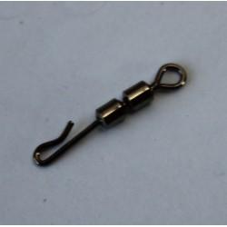 double clip connecteur