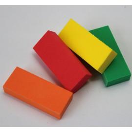 Sachet 200 billes polystyrènes couleurs