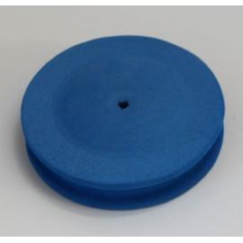 Plioir mousse rectangulaire 15x5.5x1cm