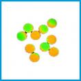 Perles phosphorescentes
